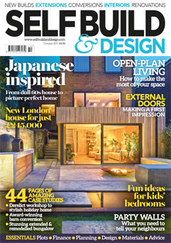 """Holiday Haven"" - Self Build and Design Magazine Oct 2017"