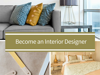 Become An Interior Designer